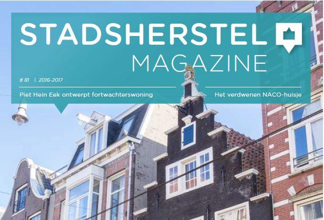 Voorkant Magazine Amsterdamse Krotten