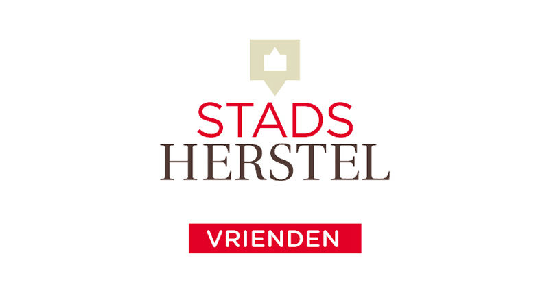 Logo Vrienden van Stadsherstel