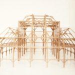Constructie van de kerk