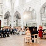 Huwelijk in de Amstelkerk