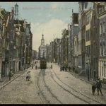 Spuistraat circa 1900