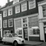 foto's uit 1956 en 1962, Stadsarchief Amsterdam.