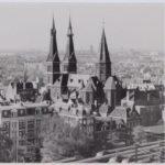 Historische foto Posthoornkerk, jaartal onbekend