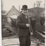 Dirk Broerse Gzn (1851- 1936) (foto Stadsarchief Amsterdam, 1930)