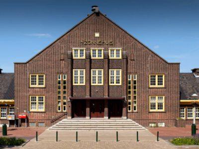 Zonnehuis Gebouw