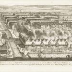 Moord op Chinezen in Batavia, 1740, Jacob van der Schley, naar Adolf van der Laan, 1761-1763