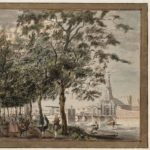 Haarlemmerpoort Writs, Willem 1745 Stadsarchief Amsterdam