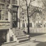 Cafe D. Wagenaar En De Vries Reparaties In Het Souterrain, 1940 Schreuders, W.p.h.
