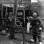 Foto van een touwslagerij. Nationaal Archief.