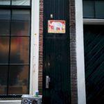 Olifantsgang, links Sint Annenstraat 10. (Foto: 2020)