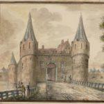 1e Poort Naar Situatie 1544 Vlaming, Jacob, Stadsarchief