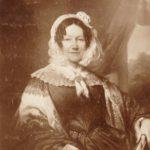 De vrouw van Bunge, Juliana Louise Böling.