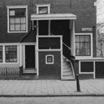 Historische foto Brouwersgracht 86 Pothuis