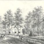 Kennermeroord omstreeks 1840, woonhuis van Isabelle de Wildt.