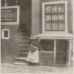 Historische foto Brouwersgracht 86