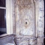 Marmeren fonteintje