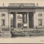 Haarlemmerpoort 1900 Ansichtkaart Stadsarchief