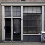 Gevel van de Sint Annenstraat 10. Foto: Sjors van Dam (2021).