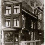 De schoenenwinkel Joh. J. Arkes, circa 1920