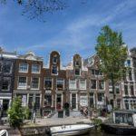Bloemgracht 34 na restauratie door Stadsherstel Amsterdam.