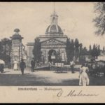 Muiderpoort medio 1904