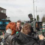 Het bijzondere project trok ook de aandacht van de media. Projectleider Paul Morel van Stadsherstel legt het uit.
