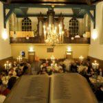 Diner, kerk Ransdorp, catering