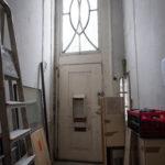 Hal voor restauratie Aart Jan van Mossel