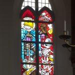 glas-in-loodraam Roel Smit Bakenesserkerk