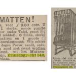 V.l.n.r. Nieuws van den dag 1891 / Nieuws van den dag 4-5-1908.