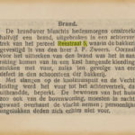 Bakkerij in Reestraat 5, Foto uit 1963 van Schaap, Stadsarchief Amsterdam