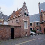 Begijnhof 20, na restauratie door Stadsherstel.