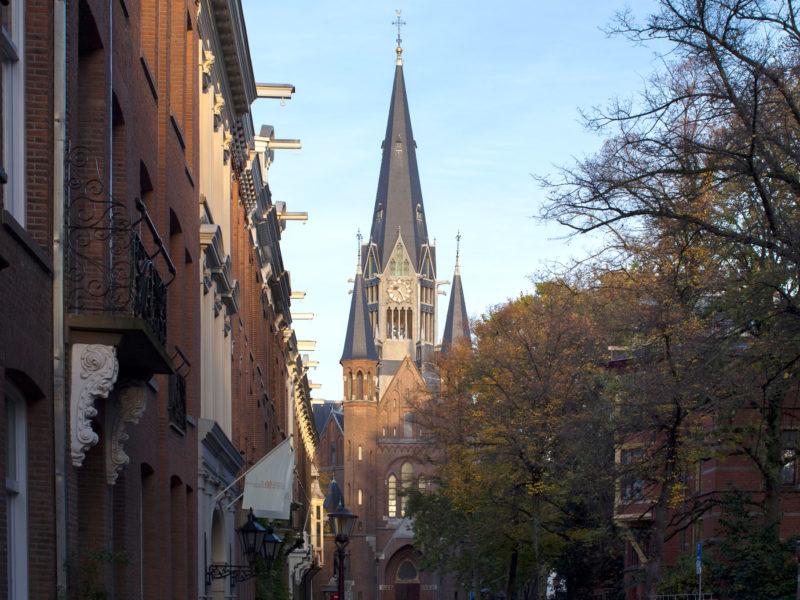 Vondelkerk Buiten