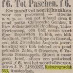 Nieuws Van Den Dag 31-03-1882