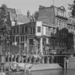 Door herstel brug nog meer in verval, 1980, Y. Spoelstra