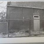 Bij de verbouwing in 1980 is een toiletgroep aangebouwd