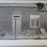 De vervallen wagenschuur vóor de grote verbouwing in 1980 waarna de hoeve verderging als horecagelegenheid De Engelbertha hoeve. Bron ELO