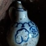 17e eeuwse kan gevonden in huis ter Kleef.