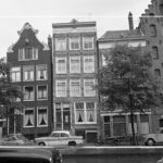 Egelantiersgracht 46 anno 1961. Foto: C.P. Schaap.