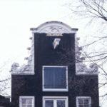 Brouwersgracht 99, foto H van gool 1985