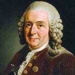 Potret van Carolus Linnaeus.