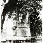 Het theehuisje in 1920.