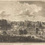 Circa 1710, Reguliersmarkt, latere Rembrandtplein, Pieter Schenk (1660-1713).
