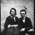 Zelfportret Jacob Olie Jbz. met verm. zijn halfzuster Maria