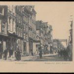 1900, Weesperstraat.