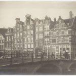 1925 Jansen, C.F. met Amstel bieren op de gevel, Stadsarchief