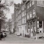 Oude toestand Brouwersgracht 99