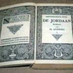Het boek van Querido over de Jordaan.