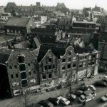 Nieuwezijds Voorburgwal 87-99, anno 1980 voor restauratie