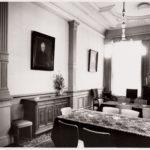 Vergaderzaal 1e verdieping achter, 1973, Stadsarchief Amsterdam